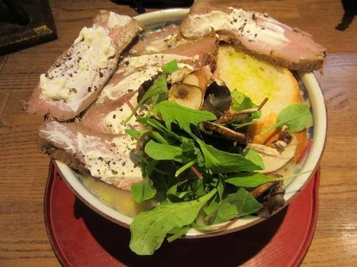 「限定 ザ・キノコ(1000円)+大盛+他」@らー麺屋 バリバリジョニーの写真
