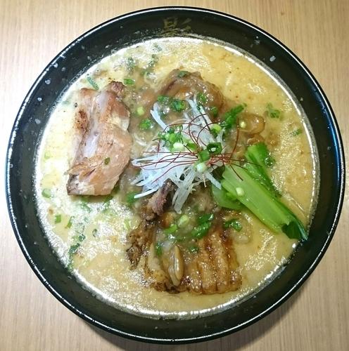 「かすべ【限定麺】」@影虎の写真
