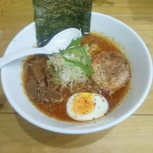 「eth-curry RA-MEN @850円」@らーめん優月の写真