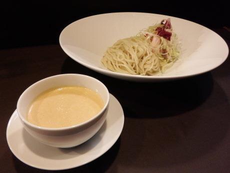 「エビつけ麺」@蝉吟の写真