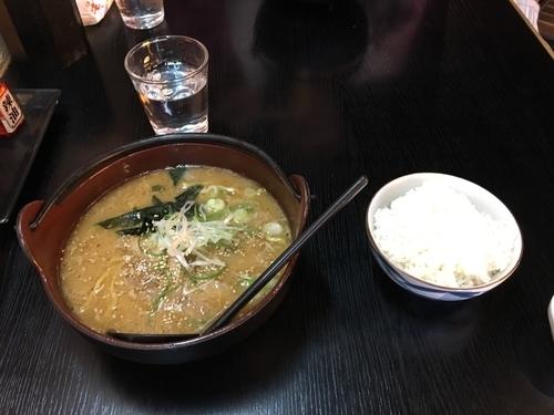 「醤油ラーメン セット」@大和軒の写真