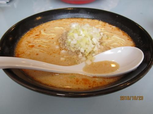 「担々麺700円」@麺や たんきちの写真