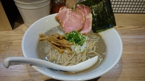 「濃厚煮干しラーメン ¥ 780」@らーめん 改の写真