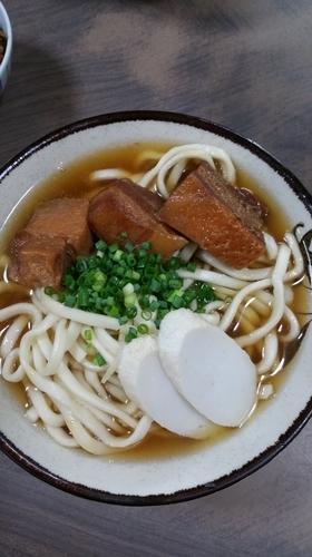 「沖縄そば大」@きしもと食堂の写真