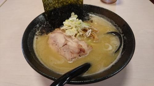 「岩海苔麺」@気むずかし家の写真