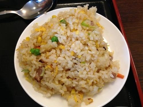「ワンタン麺セット(ランチメニュー)」@中華料理 福香園の写真