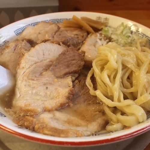 「大盛チャーシューメン 900円(麺かため)」@森田屋 東店の写真