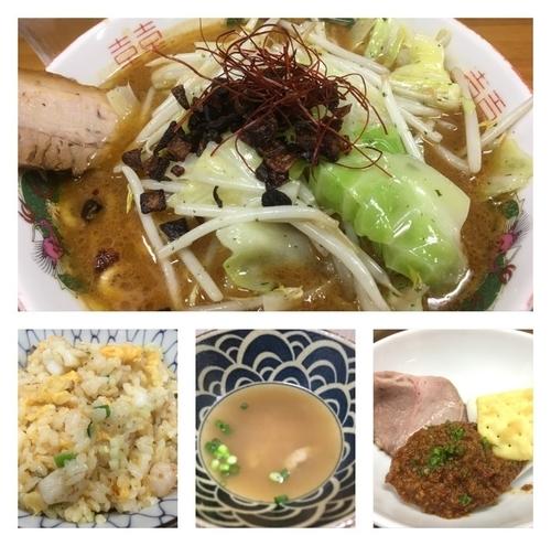 「『en』限定 濃厚鶏白湯スープ『M・I・S・O』」@ラーメン専科 竹末食堂の写真