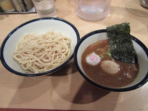 「味玉つけめん(900円)」@つけめん 玉 シャポー船橋店の写真