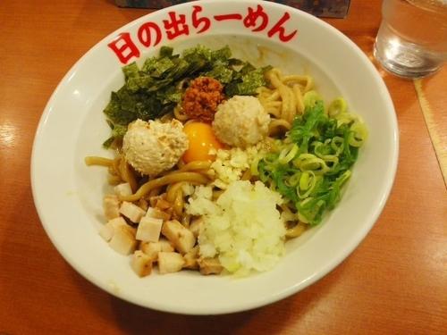 「ガッツ麺DX¥810」@日の出らーめん 大船店の写真