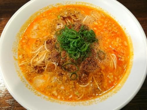 「担担麺」@創作麺工房 鳴龍の写真