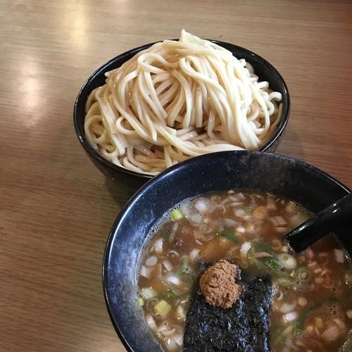 「つけそば 大盛り」@麺屋 隆勝の写真