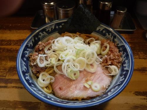 「油そば並780円」@兎に角 松戸店の写真