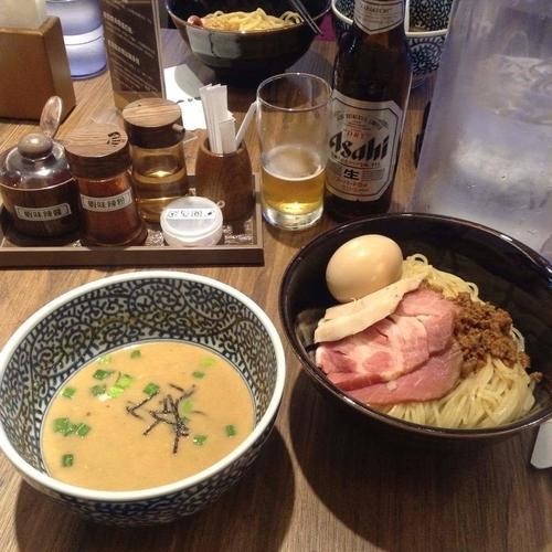 「Taiwan Origial Tsuke Men」@麺屋 一燈 ITTO 台湾店の写真