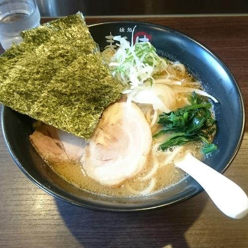 「BE家ND @800円 限定」@麺処 まるは BEYONDの写真