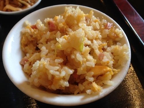 「当店独自のラーメン定食」@本格中華料理 海輝の写真