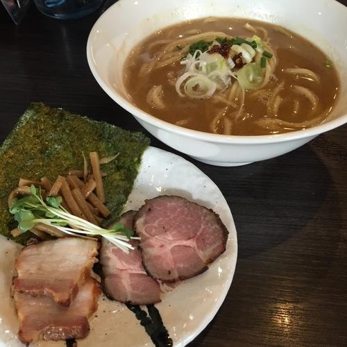 「豚骨魚介ラーメン(¥830)」@麺処 ほん田 nijiの写真