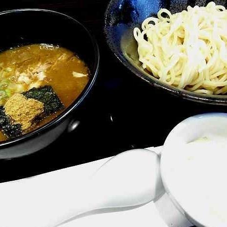 「カレーつけ麺(小盛 クリーミータルタルソース) ¥785」@カレーハウスCoCo壱番屋 末広店の写真