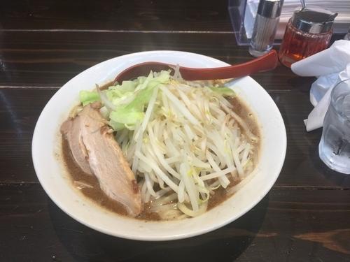 「味噌ちょもらん麺 840円」@ちょもらん麺の写真