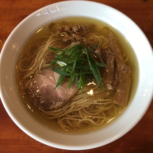 「塩らぁ麺 (750円)」@麺's HOUSE 繋の写真