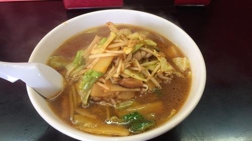 「豚(トン)麺」@馬鹿旨の写真
