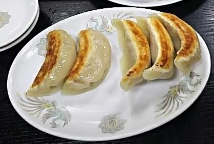 「焼き餃子」@中華料理 福源樓の写真