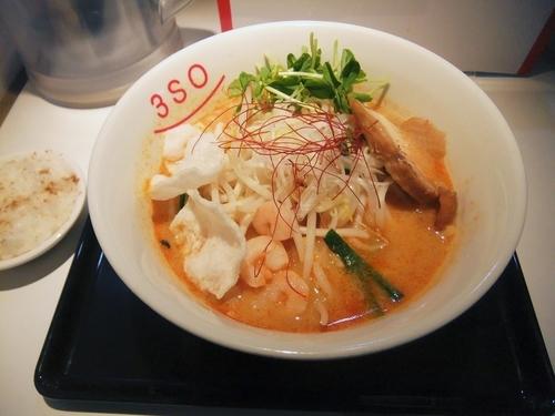 「【限定】トムヤム3SO(850円)」@RA-MEN 3SOの写真