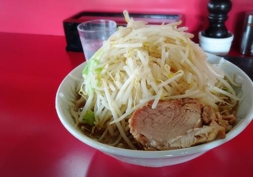 「ラーメン 700円」@蒙麺 火の豚の写真