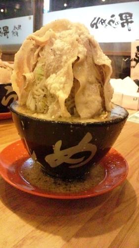 「ド根性の醤油・全男盛」@神戸ちぇりー亭 明石魚住店の写真