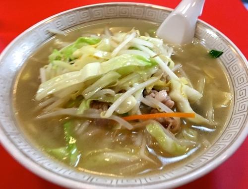 「タンメン」@中国家庭料理 大元の写真