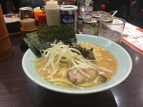 「ラーメン」@横浜ラーメン 増田家 幕張店の写真