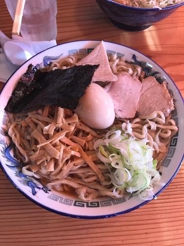 「47中華そば こいくち(¥850)」@ケンチャンラーメン 山形の写真