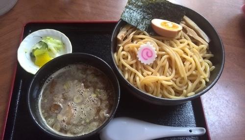 「つけ麺」@つけ麺 中華そば 佐とうの写真