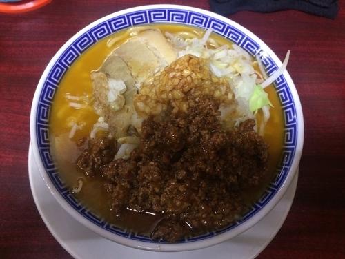 「味噌  魂麺」@明神角ふじの写真