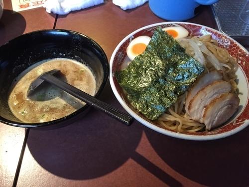 「つけ麺」@らー麺スミイチ 大阪和泉店の写真