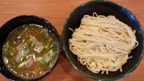 「必殺 鶏白湯つけ麺」@クラッチ ヒッターの写真