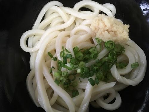 「うどん1玉 200円」@松下製麺所の写真