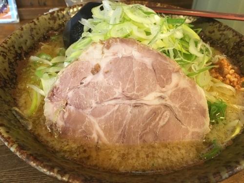 「味噌ラーメン 780円」@らーめん 六三四の写真