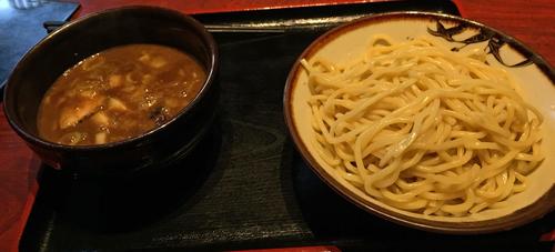 「つけ麺 大盛」@七匹の子ぶた さいたま新都心店の写真