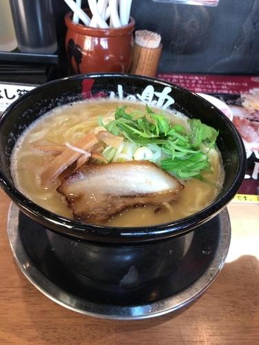 「鶏そば」@とりの助 坂戸にっさい店の写真