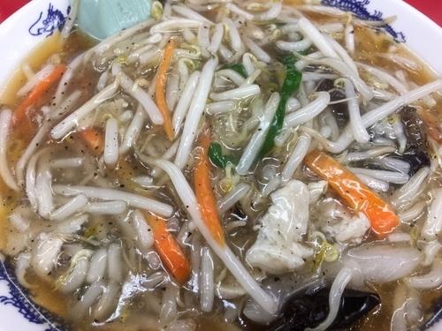 「生馬麺」@中華料理 味の大元の写真
