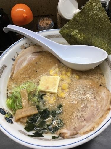 「さそり固め みそ こってり(¥870)」@チャーシュー専門店 チャーシュー力Z 新狭山店の写真