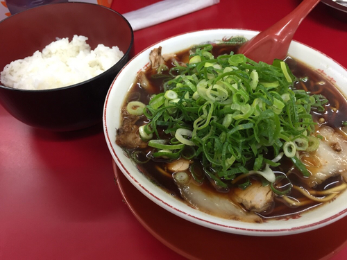 「A定食」@新福菜館 大津京店の写真