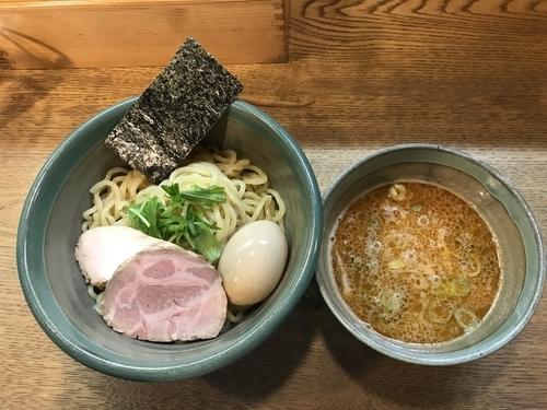 「海老つけ麺」@麺処 三鈷峰の写真
