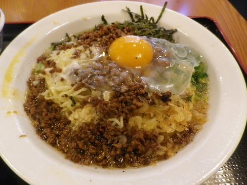 「油拌麺」@萬興樓の写真