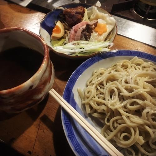 「まるかん特製つけ麺」@つけ麺や まるかんの写真