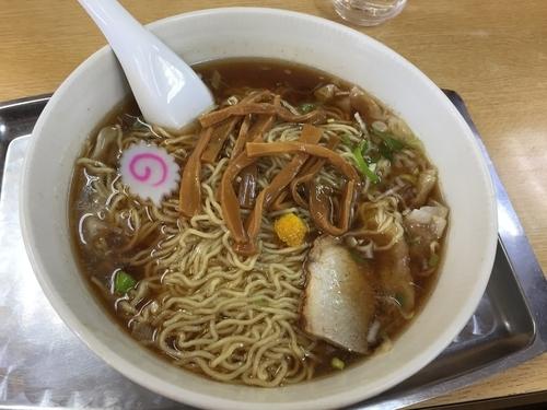 「ワンタン麺¥900」@大勝軒 東岩槻店の写真