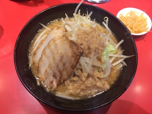 「ジパング麺」@ジパング軒の写真