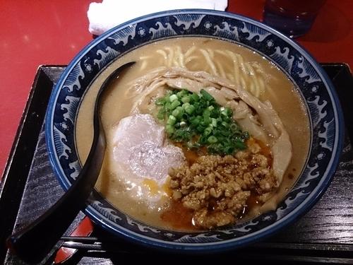 「佐蔵味噌らぅめん」@麺匠 佐蔵の写真