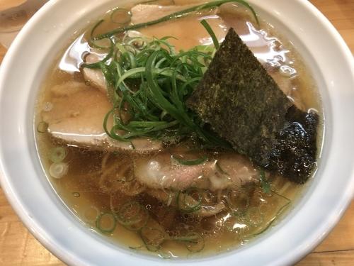 「肉醤油」@大阪 麺哲の写真